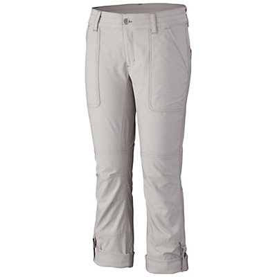 Columbia Pilsner Peak Capri Womens Pants, Pulse-Oxford, viewer