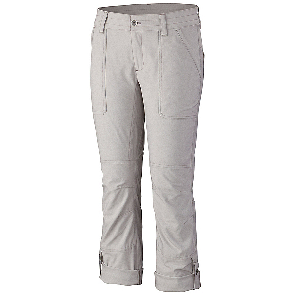 Columbia Pilsner Peak Capri Womens Pants, Pulse-Oxford, 600