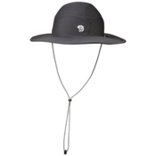 Mountain Hardwear Canyon Wide Brim Hat, Shark, medium