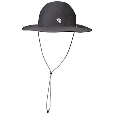 Mountain Hardwear Canyon Wide Brim Hat, Shark, viewer