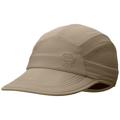 Mountain Hardwear Canyon Sun Hiker Hat, Khaki, viewer