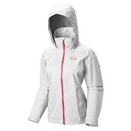 Mountain Hardwear Plasmic Ion Womens Jacket, White, 256