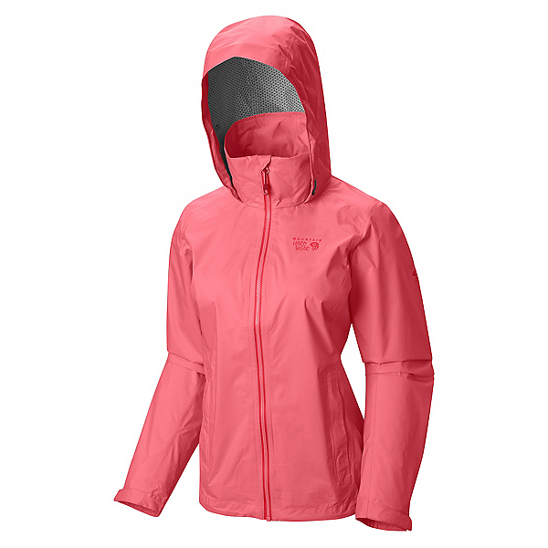 Mountain Hardwear Plasmic Ion Womens Jacket, Paradise Pink, 600
