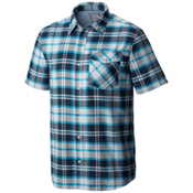 Mountain Hardwear Drummond S/S Mens Shirt, Hardwear Navy, medium
