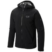 Mountain Hardwear Stretch Ozonic Mens Jacket, Black, medium