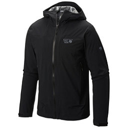 Mountain Hardwear Stretch Ozonic Mens Jacket, Black, 256