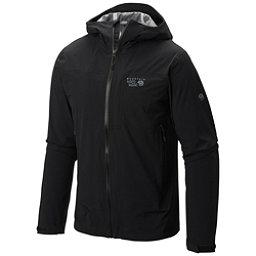 Mountain Hardwear Stretch Ozonic Mens Jacket, Black, 256