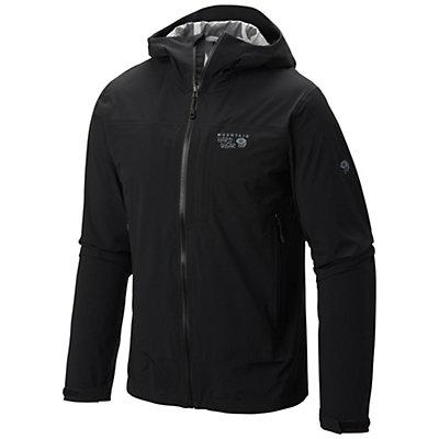 Mountain Hardwear Stretch Ozonic Mens Jacket, Black, viewer