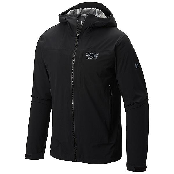 Mountain Hardwear Stretch Ozonic Mens Jacket, Black, 600
