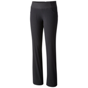 Mountain Hardwear Dynama Womens Pants, Black, medium