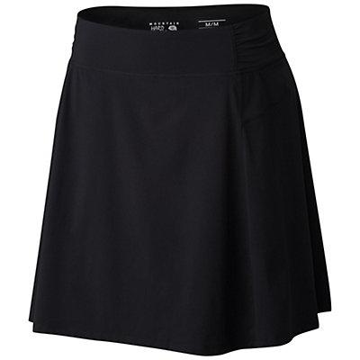 Mountain Hardwear Dynama Skort, Black, viewer