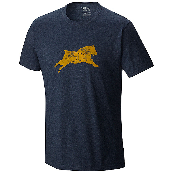 Mountain Hardwear 50 Percent Goat S/S T-Shirt, , 600