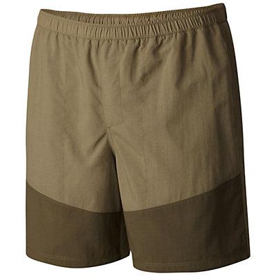 Mountain Hardwear Class IV Shorts, Stone Green, viewer