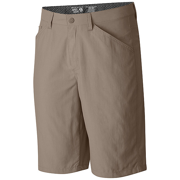 Mountain Hardwear Mesa II Mens Shorts, Khaki, 600
