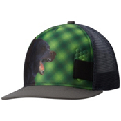 Mountain Hardwear Firestarter Trucker Hat, Shark, medium