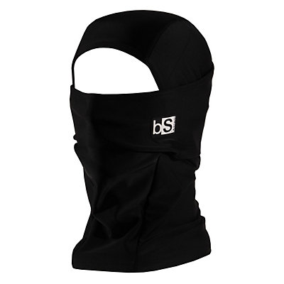 BlackStrap The Hood Balaclava, Black, viewer