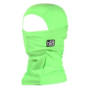 BlackStrap The Hood Solid Balaclava, Bright Green, medium