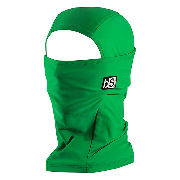 BlackStrap The Hood Solid Balaclava, Kelly Green, 600
