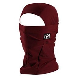 BlackStrap The Hood Solid Balaclava, Wine, 256