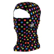 BlackStrap Hood Prints Balaclava, Polka Dots, medium