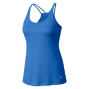 Mountain Hardwear Wicked Tank Top Womens T-Shirt, Bright Island Blue, medium
