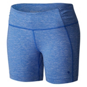 Mountain Hardwear Mighty Activa Womens Shorts, Bright Island Blue, medium