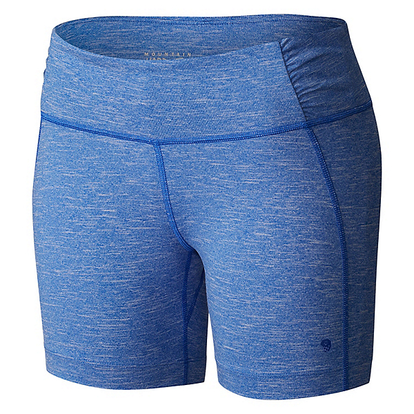 Mountain Hardwear Mighty Activa Womens Shorts, Bright Island Blue, 600