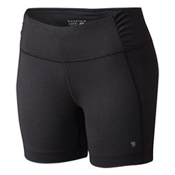 Mountain Hardwear Mighty Activa Womens Shorts, Black, 256