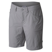 Mountain Hardwear Mirada 7 Inch Cargo Womens Shorts, Steam, medium