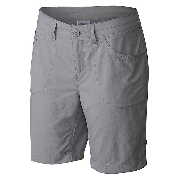 Mountain Hardwear Mirada 7 Inch Cargo Womens Shorts, Steam, 600