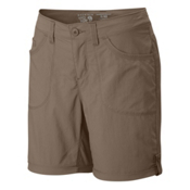 Mountain Hardwear Mirada 7 Inch Cargo Womens Shorts, Khaki, medium
