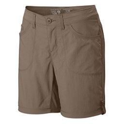 Mountain Hardwear Mirada 7 Inch Cargo Womens Shorts, Khaki, 256