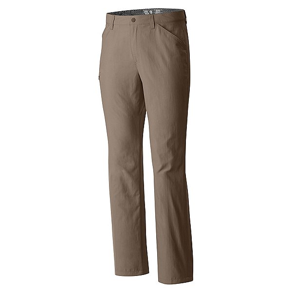 Mountain Hardwear Mesa II Mens Pants, Khaki, 600