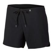 Hurley Phantom Solid 5 Inch Beachrider Womens Board Shorts, , medium