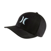 Hurley Black Suits Hat, Ice Cube Blue, medium