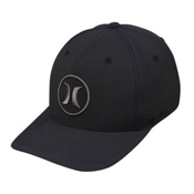 Hurley Dri-Fit Bali Hat, Black, medium