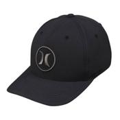 Hurley Dri-Fit Bali Hat, Black, medium