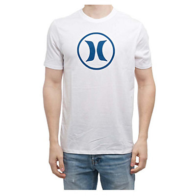 Hurley Circle Icon Dri-Fit Mens T-Shirt, Obsidian, viewer