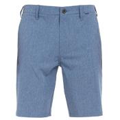 Hurley Phantom Boardwalk Mens Hybrid Shorts, Court Blue, medium
