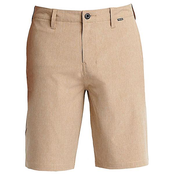 Hurley Phantom 21 Inch Walk Mens Hybrid Shorts, Khaki, 600