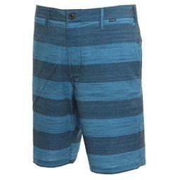 Hurley Phantom Novato Mens Board Shorts, Court Blue, 256