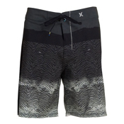 Hurley Phantom Tigris Boardshorts, Black, medium