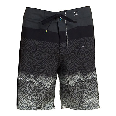 Hurley Phantom Tigris Boardshorts, Black, viewer