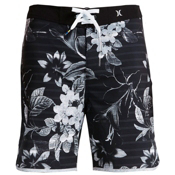 Hurley Phantom Lark Boardshorts, Anthracite, medium