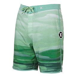 Hurley Phantom Julian Mens Board Shorts, Enamel Green, 256