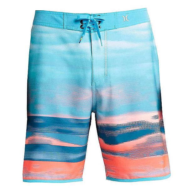Hurley Phantom Julian Mens Board Shorts, Beta Blue, 600