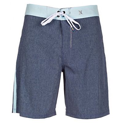 Hurley Phantom JJF Solid 19 Inch Boardshorts, Obsidian, viewer