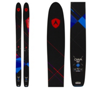 Dynastar Cham 2.0 117 Skis, Black, medium