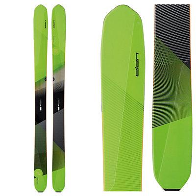 Elan Spectrum 115 ALU Skis, Green-Black, viewer