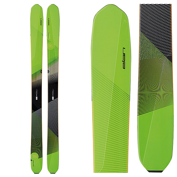 Elan Spectrum 115 ALU Skis, , 600